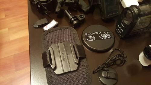 sony action cam 4k x1000v