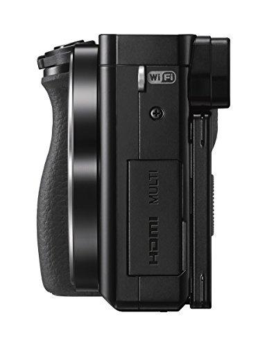sony alpha a6000 cámara digital sin espejo cámara con cámara