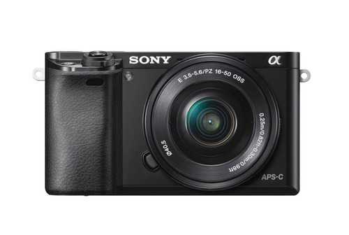 sony alpha a6000 mirrorless cámara digital con lentes