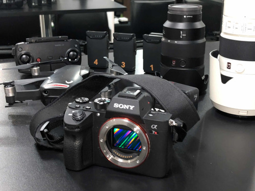 sony alpha a7r3 camera 42mp mirroless 4k full frame wifi