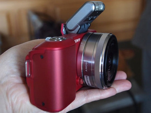 sony alpha nx3 original nuevo hd video 14,2 mp en stock