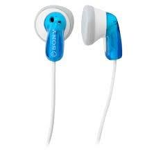 sony audífono mdr-e9lp especial para ipod y mp3 blanco