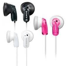 sony audífono rosa mdr-e9lp especial para ipod y mp3
