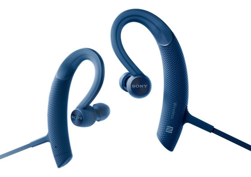 sony audifonos deportivos extra bass bt waterproof xb80 azul