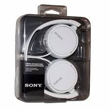 sony audífonos diadema mdr-zx110 celulares iphone ipod mp3 n