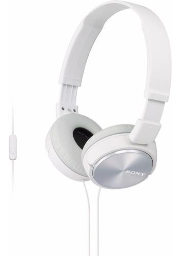 sony audifonos diadema zx310ap con micrófono