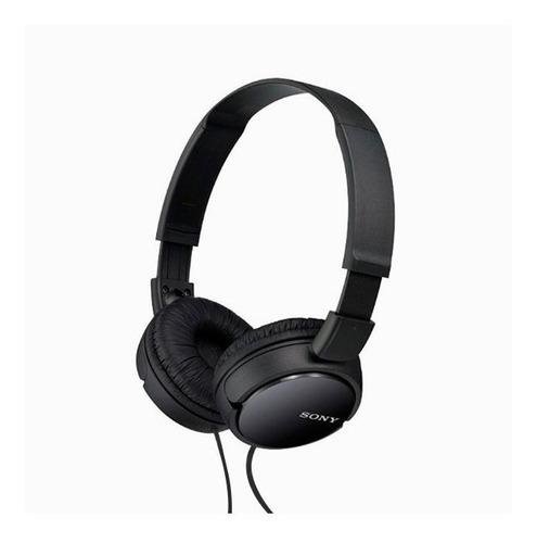 sony - audífonos oe mdr-zx110 negro