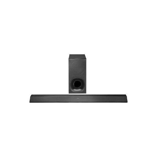 sony - barra de sonido de 2.1 canales con subwoofer inalámbr