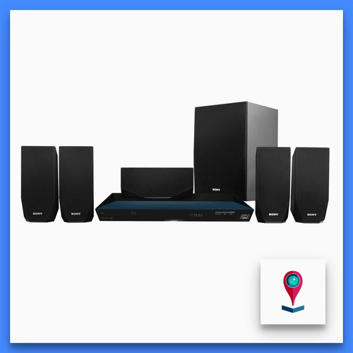 sony bdv-e2100 home theater bluray wi-fi 1000w bluetooth