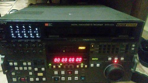 sony betacam dvw-a500 sony digital betacam editor