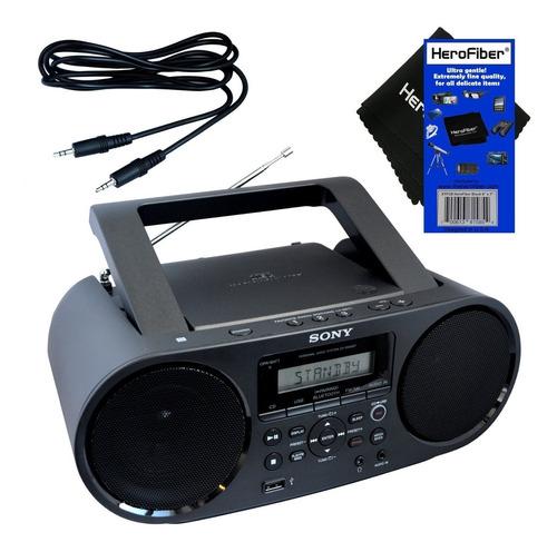 sony bluetooth & nfcnear mp3reproducción de cd/cd-r/rw