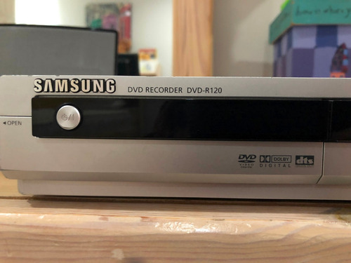sony bluray disc dvd player + samsung dvd recorder y player