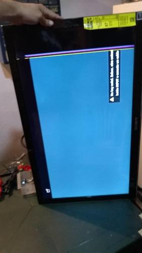sony bravia, pantalla plana 32 pulgadas para reparar...!!!!