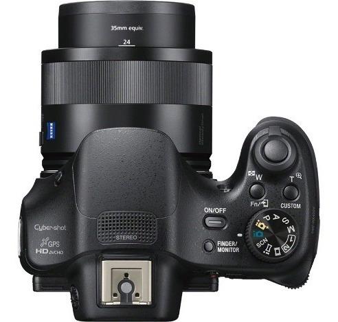sony cámara digital compacta con zoom óptico de 50x hx400v