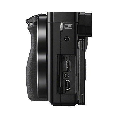 sony cámara digital de lentes intercambiables a6000 -