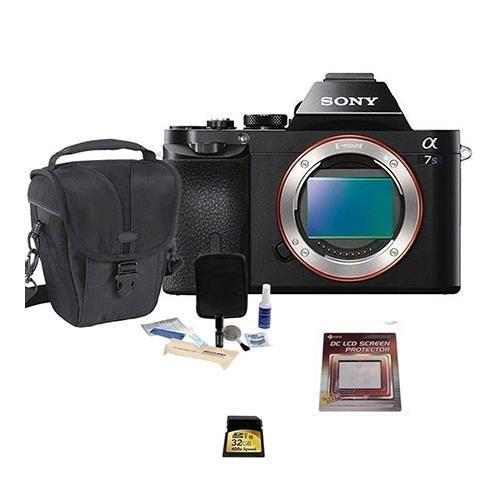 Sony Cámara Digital Sin Espejo Alpha A7s, Fotograma - $ 2.192.990 en ...