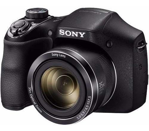 sony camara semireflex digital h300 20mp 35x zoom hd