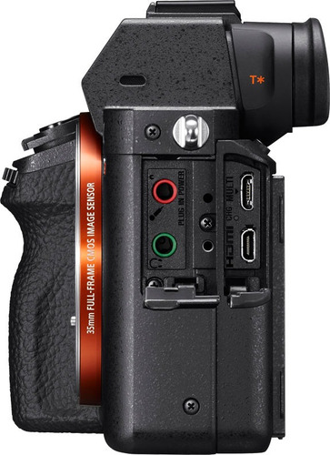 sony camara sensor de imagen full-frame ilce-7rm2