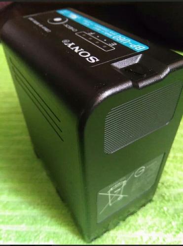 sony cámaras batería