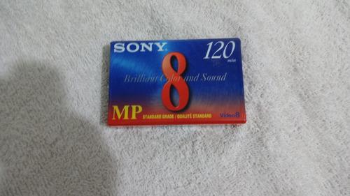 sony cassette video 8 standar