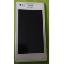 Telefono Smartphone Sony Xperia M Color Blanco