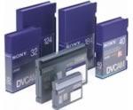 sony cintas de video hd, hdv , dvc pro ..pregunte