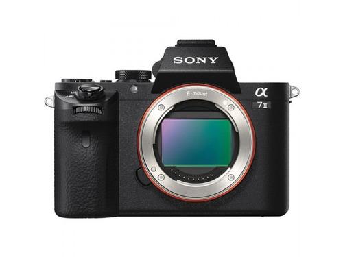 sony câmera digital sem espelho alpha a7ii