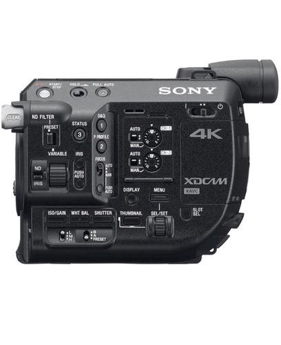sony câmera filmadora