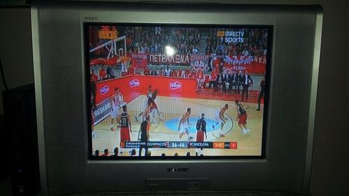 sony con televisor