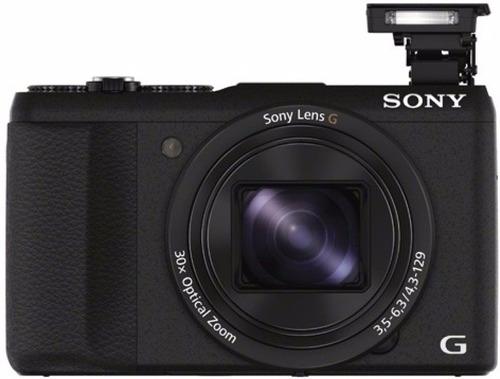 sony® cybershot dsc-hx60v zoom 30x wifi nfc  video full hd