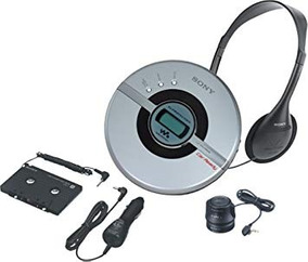 Sony D-ej106ck Walkman Reproductor De Cd Portátil Con Kit De
