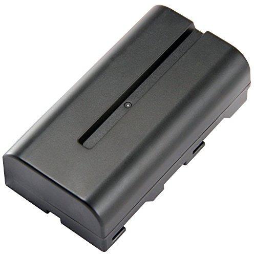sony dcr-vx700 amplificador de batería; kit cargador - reem