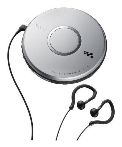sony dej011 reproductor de cd portátil walkman (descontinuad