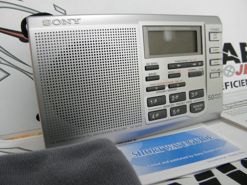 sony digital radio
