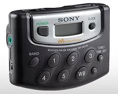 sony digital radio.
