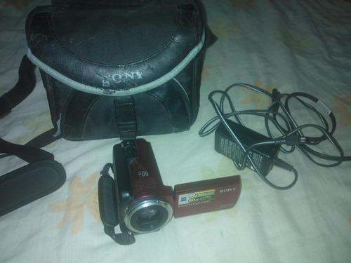 sony disco duro cámara video