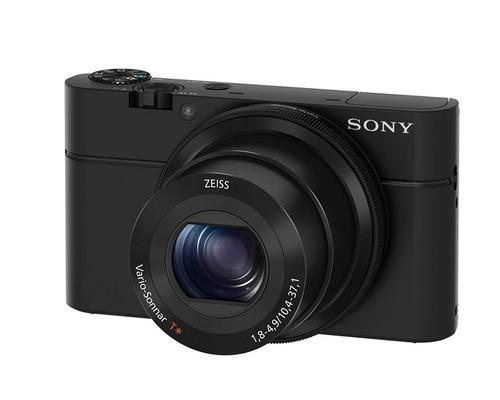sony dsc-rx100/b - cámara digital 20.2 mp con sensor exmor c