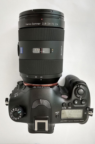 sony dslr  alpha slt a99v + kit lente 24-70mm f2.8 zeiss