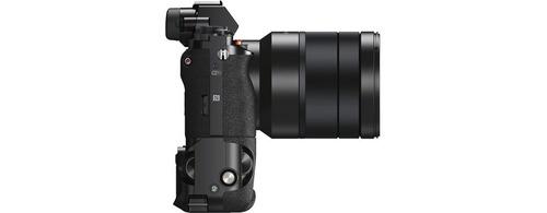 sony empuñadura vertical para cámara serie a7 vg-c1em