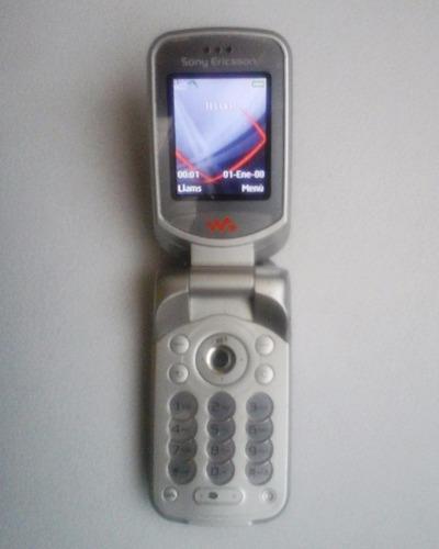 sony ericcson w300 / w300i (con accesorios) gris