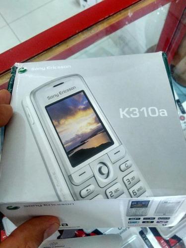 sony ericsson k310a nuevo en caja