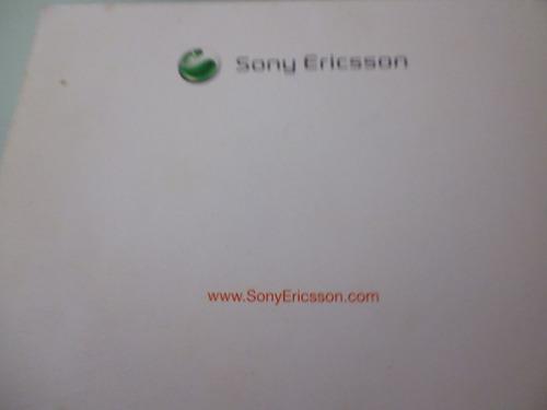 sony ericsson w910i walkman / manual de usuario / español /