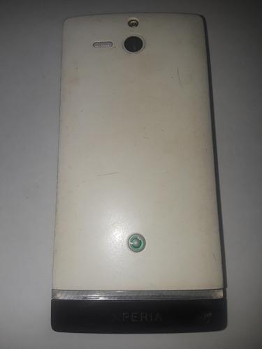 sony ericsson xperia st25a mica tactil dañada 20$