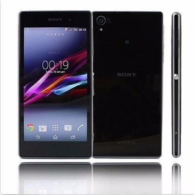 sony ericsson xperia z1 c6903 smartphone 16gb 21mp
