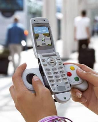 sony ericsson z600 con control celular telcel nuevo