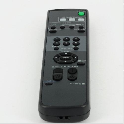 sony evi d70 ptz wall and ceiling camera com controle remoto