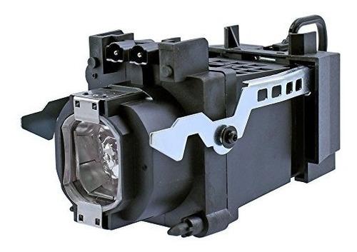 sony f93087500 proyector trasero montaje de tv con bombilla