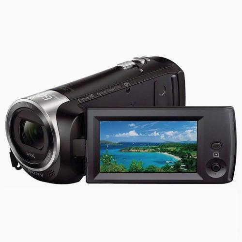 sony filmadora cx440 wifi nfc sensor exmor 720p hd 60x 9.2mp