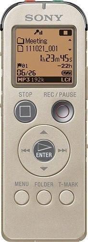 sony - grabadora digital estéreo 3 en 1