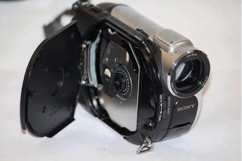 sony handycam cámara